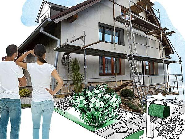 Ampliamento casa busto arsizio arconate lavori for Il costo di costruire la propria casa