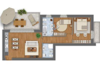 Appartamento 11