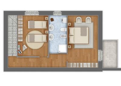 Appartamento 5:2